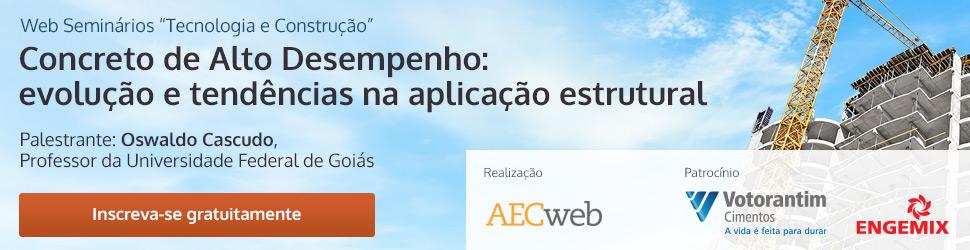 Web Seminário - Tecnologia e Construção