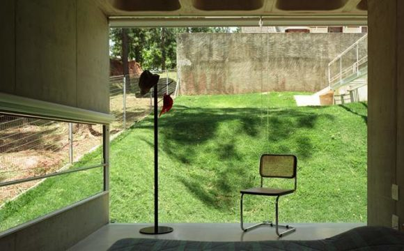 Lajes nervuradas: a casa de Aldeia da Serra
