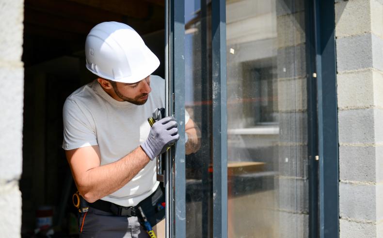 Vedação de janelas é solução contra infiltrações