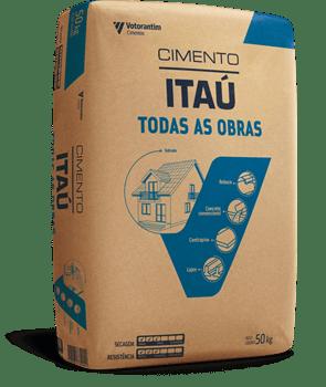 Embalagem de cimento para Todas as Obras