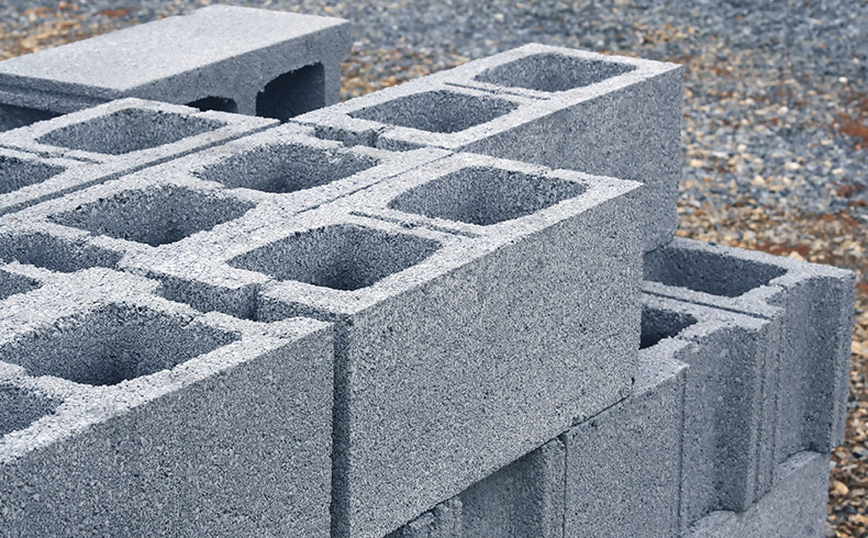 Blocos de concreto devem ser certificados