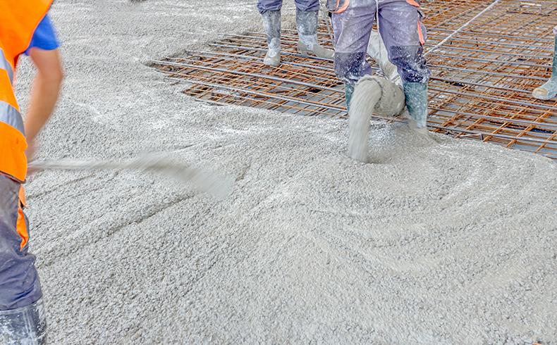 Concreto bombeado: menos mão de obra, mais produtividade