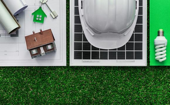 Materiais de construção sustentáveis