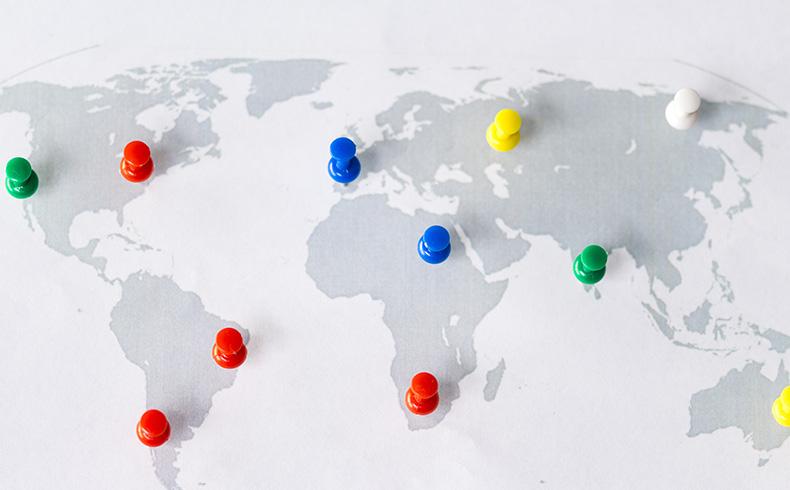 Votorantim Cimentos nos quatro cantos do mundo