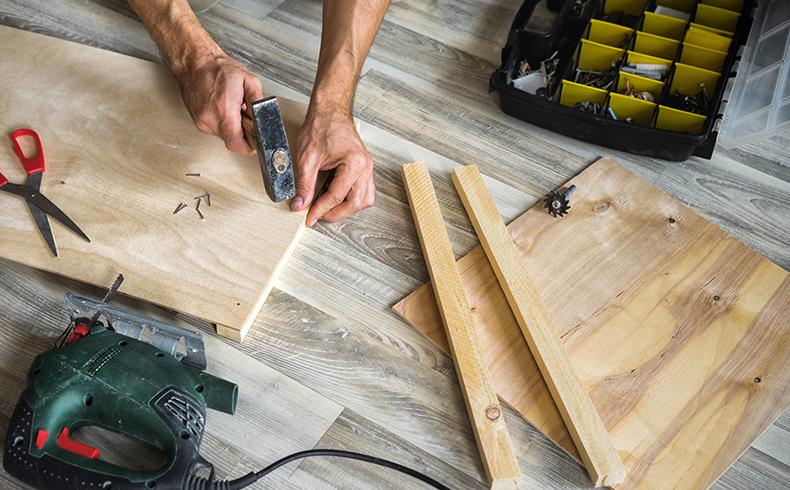 Sua loja oferece materiais para pequenos reparos residenciais? - Negócios -  Mapa da Obra
