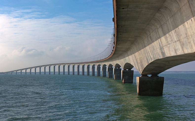 Concreto submerso é a melhor escolha para estruturas de fundações abaixo d'água