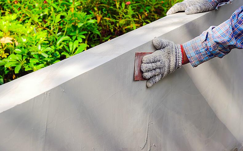 Como a lixa de parede melhora o acabamento?