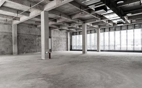 Pilares de concreto