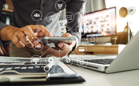 Transformação digital na loja